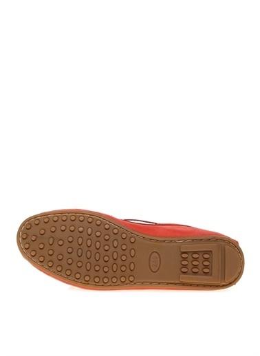 Greyder Greyder Düz Ayakkabı Kırmızı